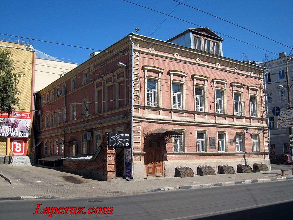 Варварская, 8