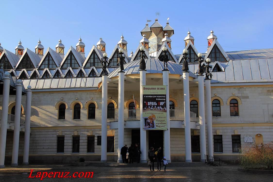 voronezhskiy teatr kukol