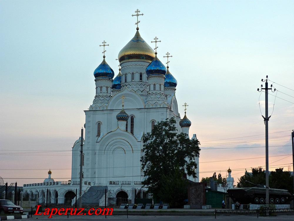 Hram Vladimirskoi ikony v Liskah