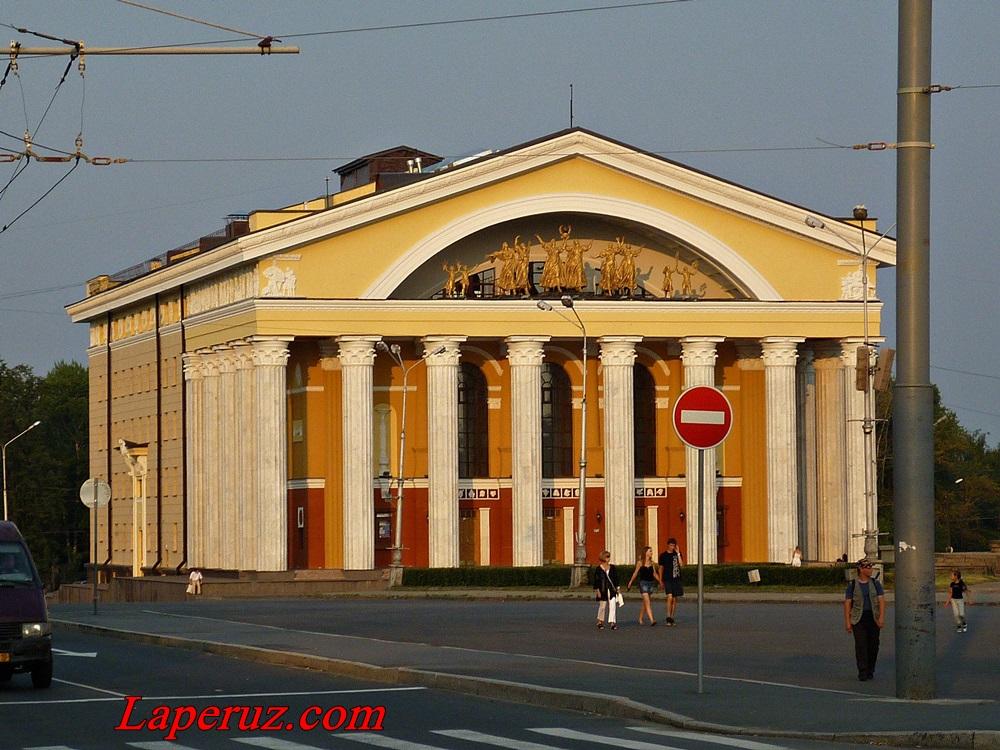Muzykalniy teatr v Petrozavodske