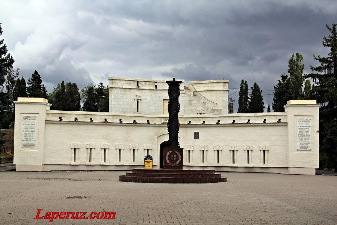 kornilovskiy bastion v sevaastopole