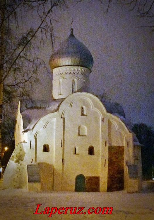 Власьевская церковь