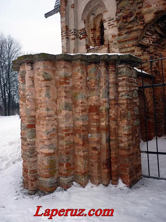 деталь церкви Параскевы Пятницы
