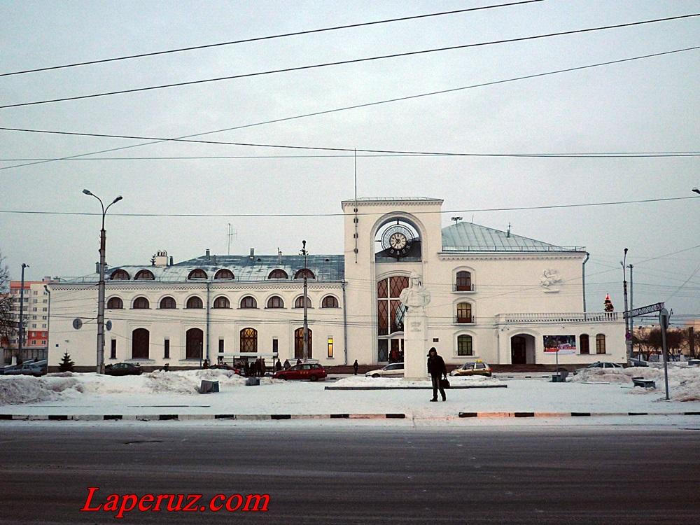 жд вокзал Новгорода