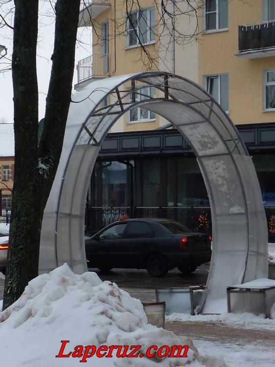 пластмассовая арка
