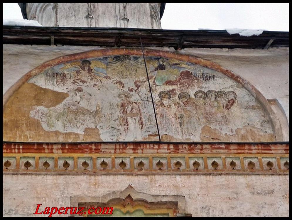 фреска Знаменского монастыря-3