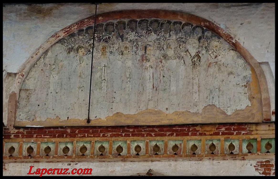 фреска Знаменского монастыря-5