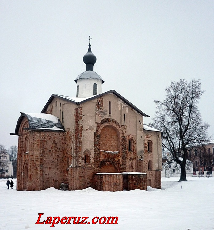 cerkov Paraskevy v Velikom Novgorode