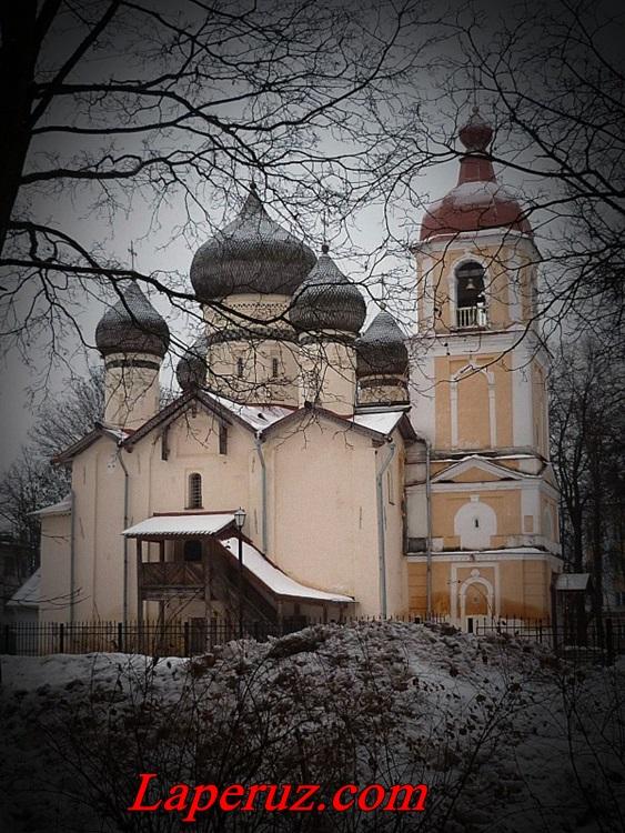 церковь Фёдора Стратилатан на Щиркове улице