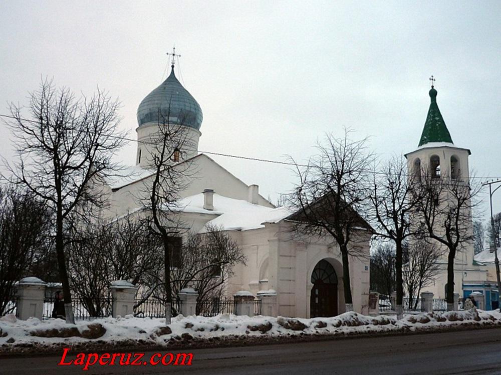 церковь святого Дмитрия Солунского