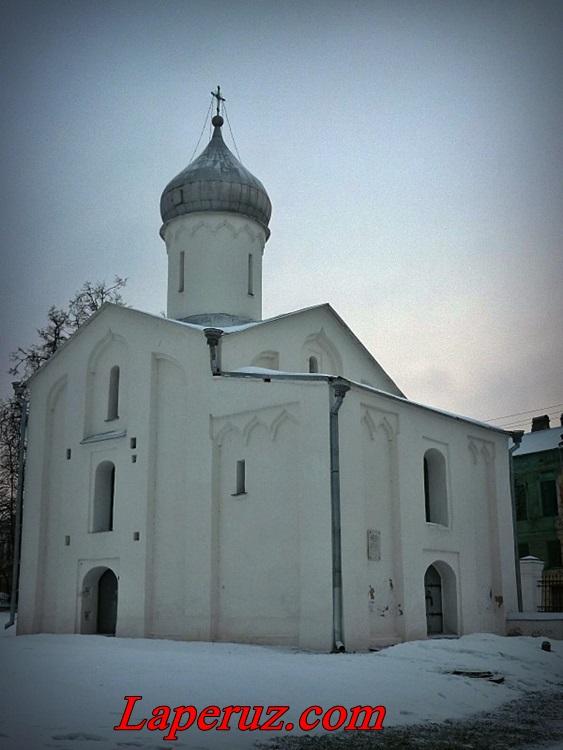 церковь святого Прокопия