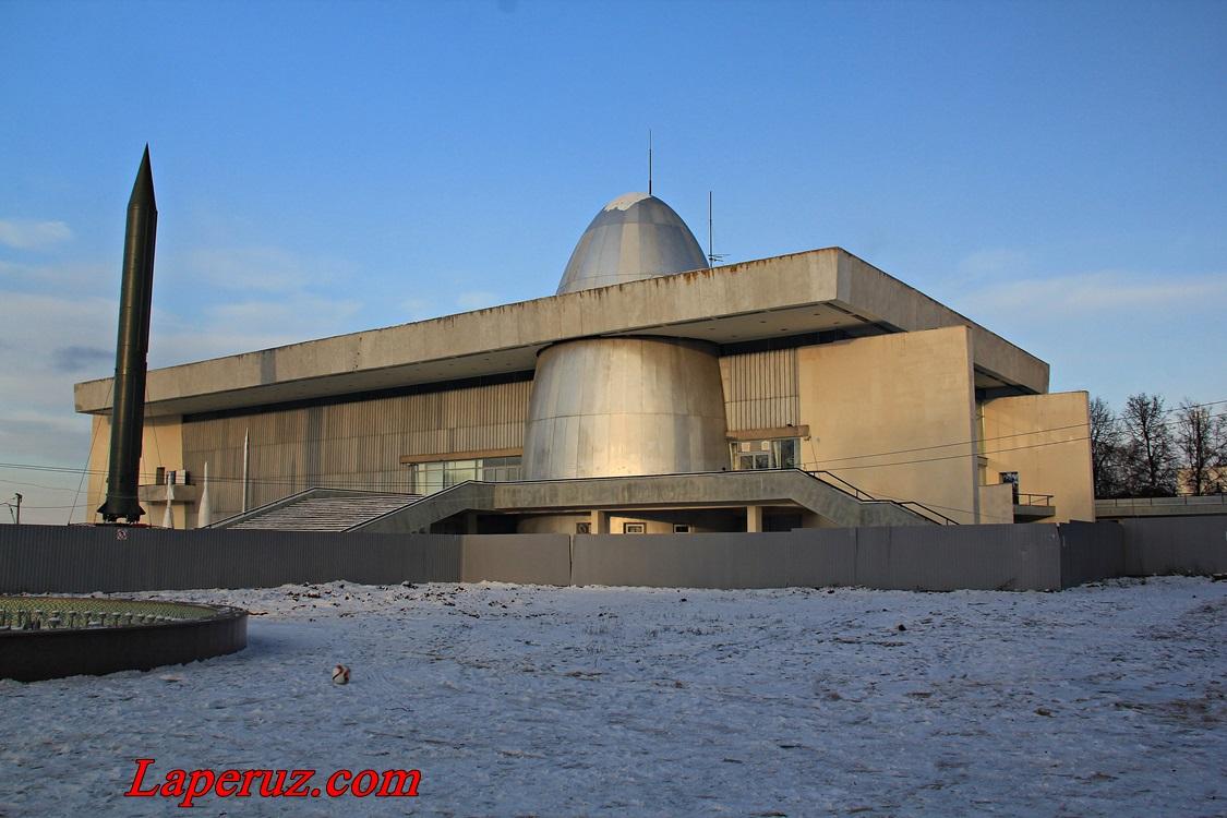 kalugskii muzei istorii kosmonavtiki