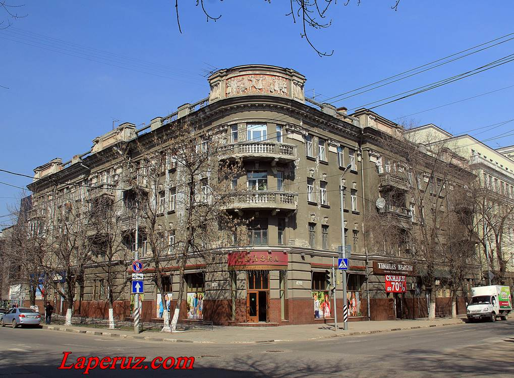 Dom na Bolshoi Kazachiei 32