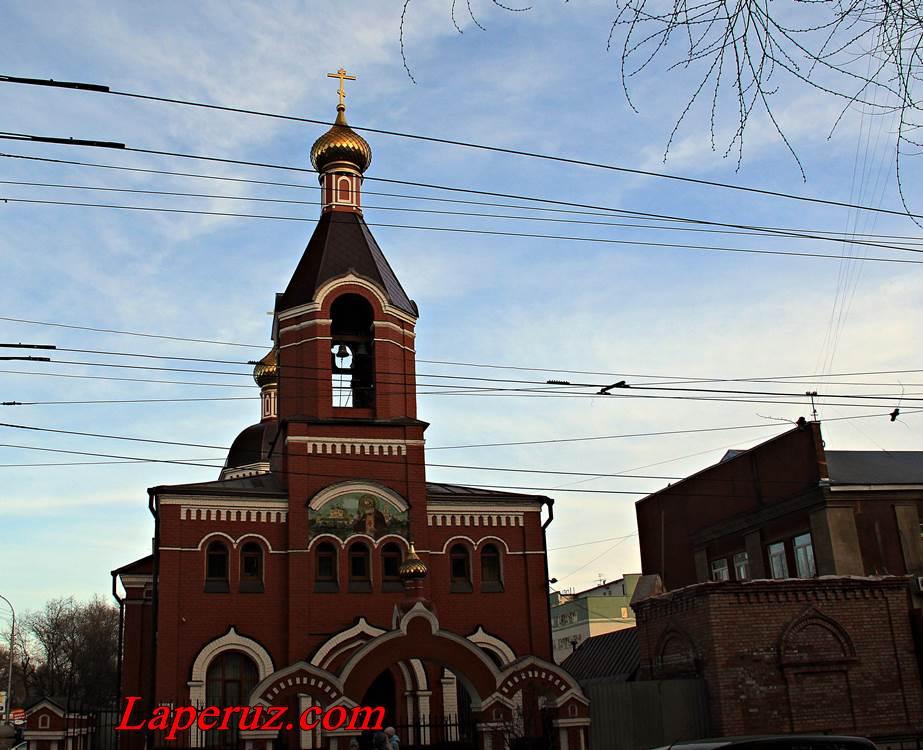 serafimovskaya cerkov v saratove