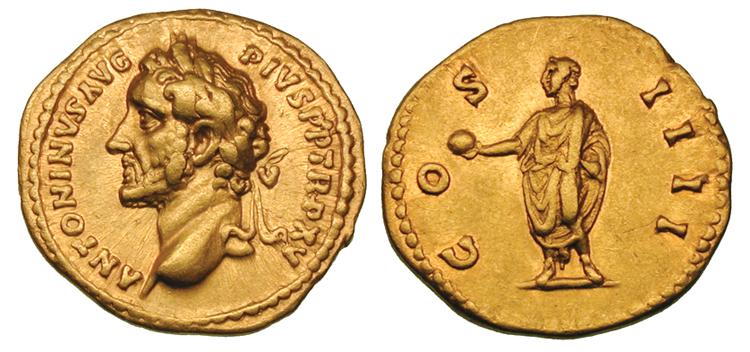 rimskie monety