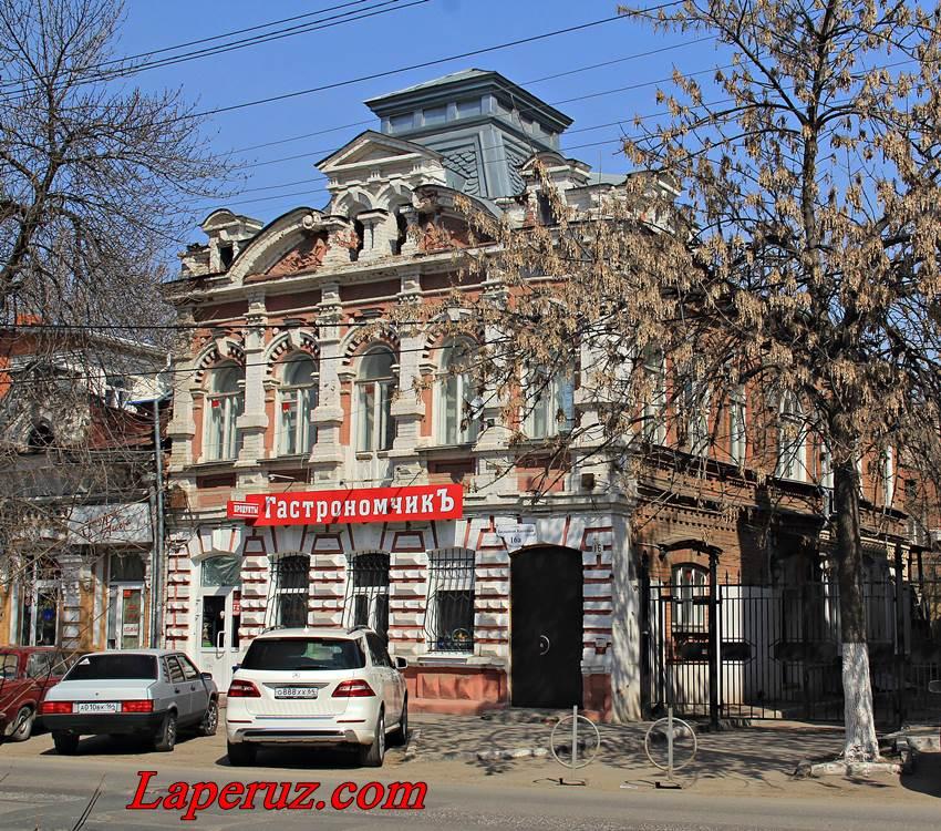 saratov - bolshaya kazachia 16