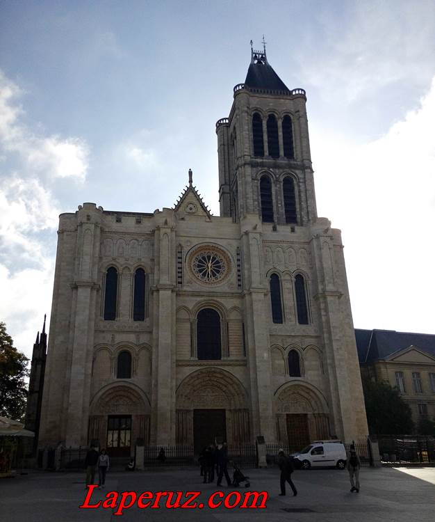 paris - Basilique Saint Denis