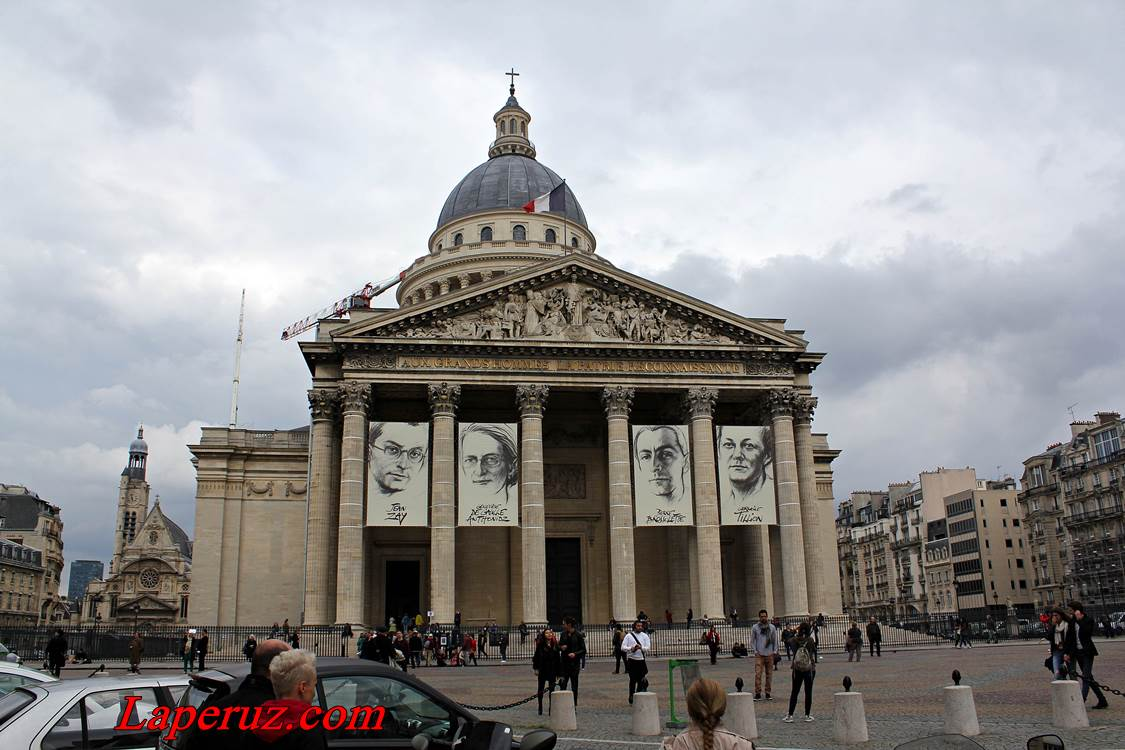 paris - pantheon