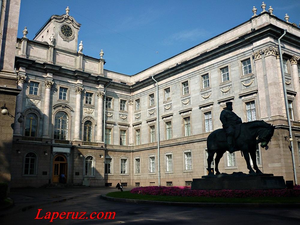 spb - Mramonyi dvorec