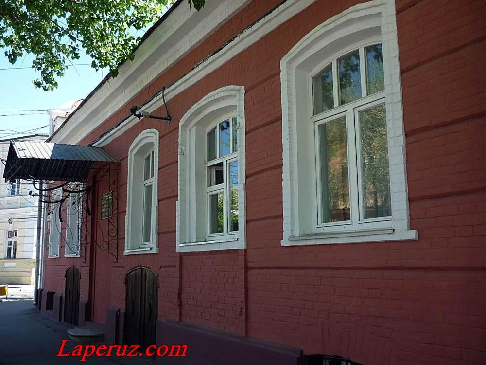 Dom-muzei Kustodieva v Astrakhani