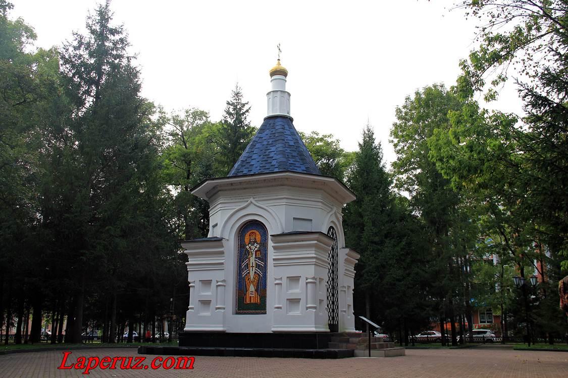 chasovnya_derzhavnoi_ikonyi_v_birobidzhane