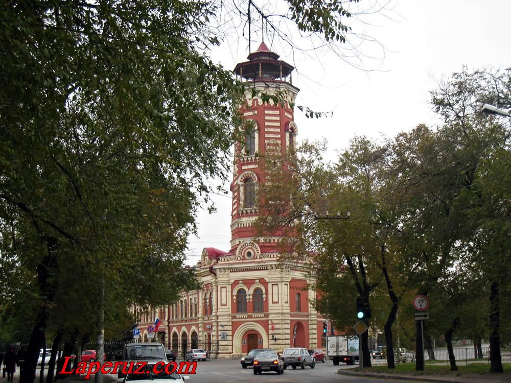 tsaritsynskaya [pzharnaya kalancha v volgograde