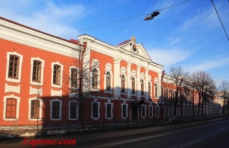 Kazan - ulica Karla Marksa 17