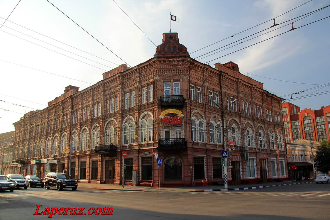 gostinica moskovskaya v saratove