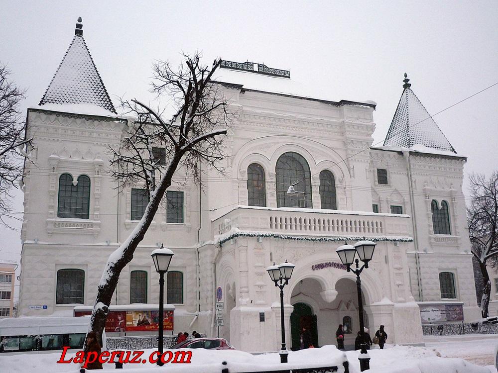 Romanovskiy muzei v Kostrome