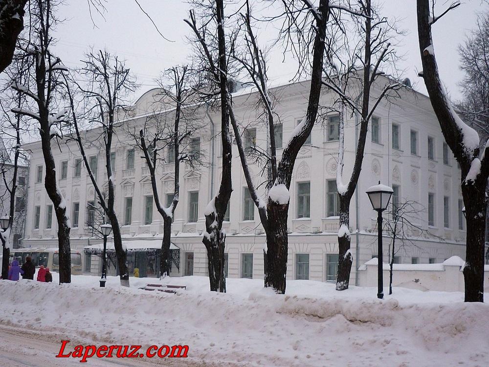 Dvoryanskoe sobranie v Kostrome