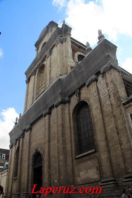 Церковь Сен-Этьен в Лилле