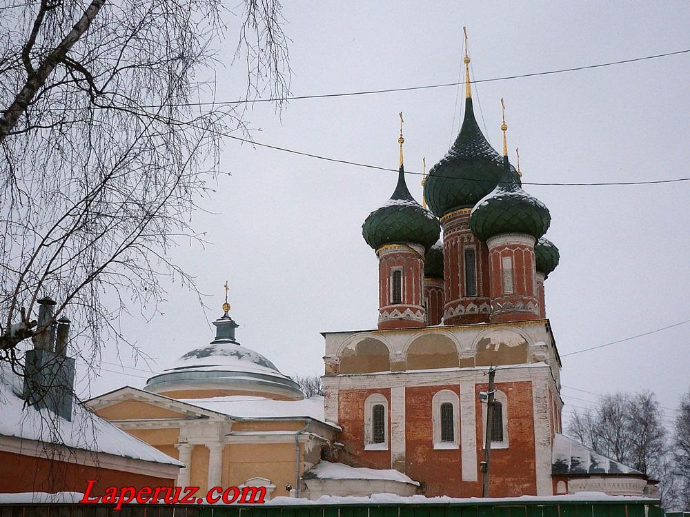 Cerkov Vladimirskoy ikony Bozhiej Materi v Nerehte