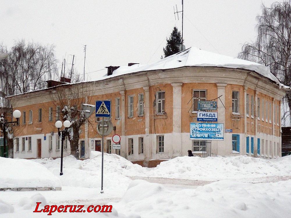 Dom Hvorinova v Nerehte