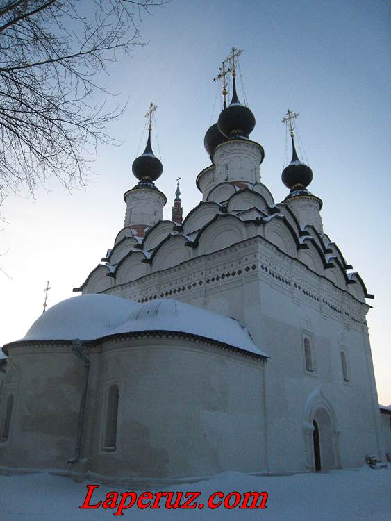 Lazarevskaya-cerkov-v-Suzdale