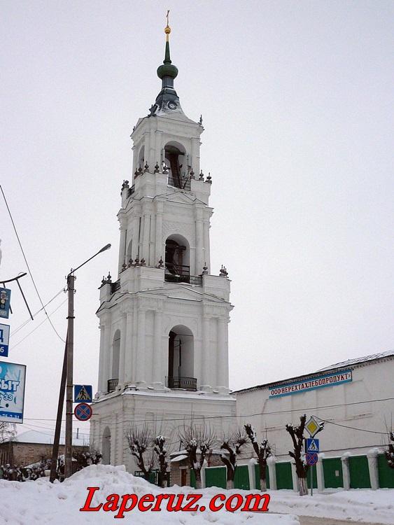 Sobor Kazanskoy ikony Bozhiey Materi v Nerehte