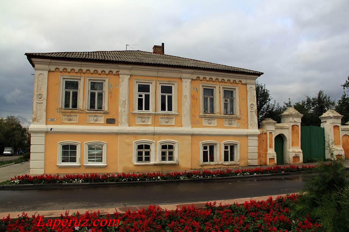 dom svyaschennoslugitely v ostrogozhske