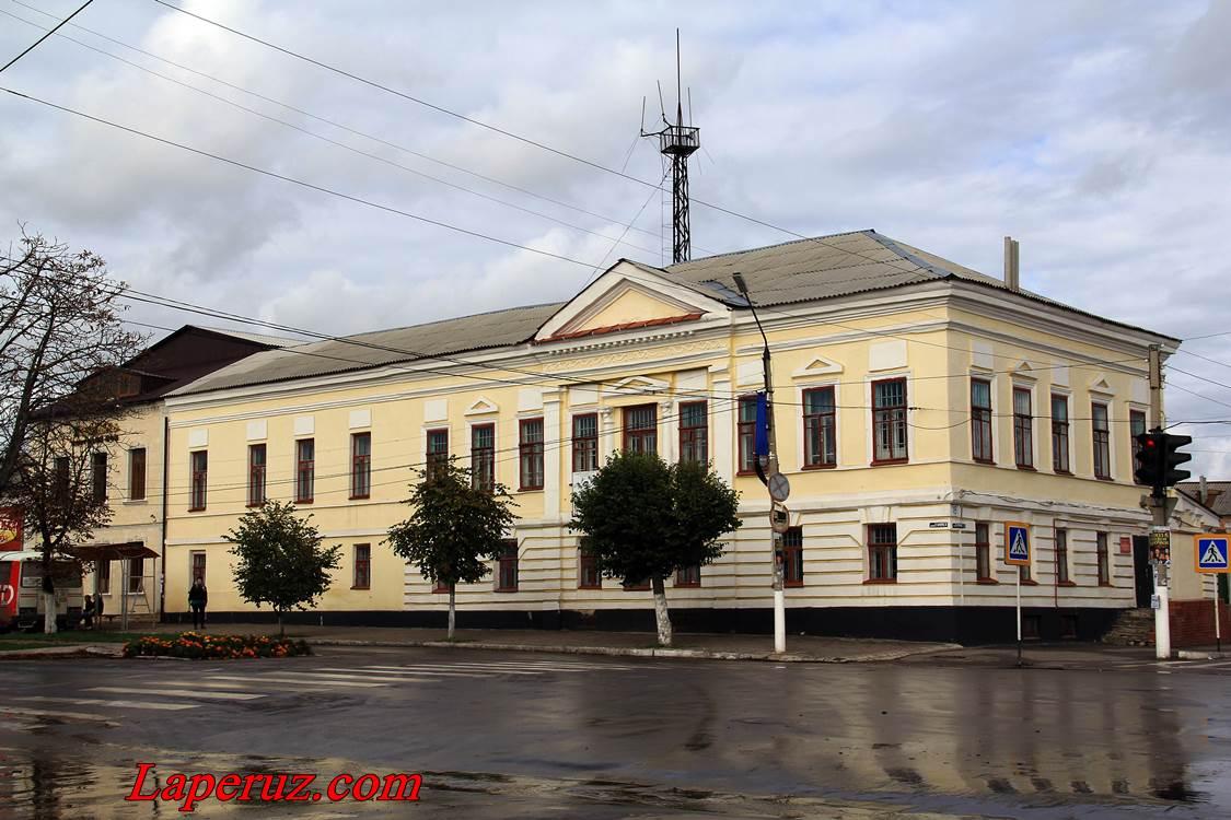 osobnyak Chukardina v Ostrogozhske