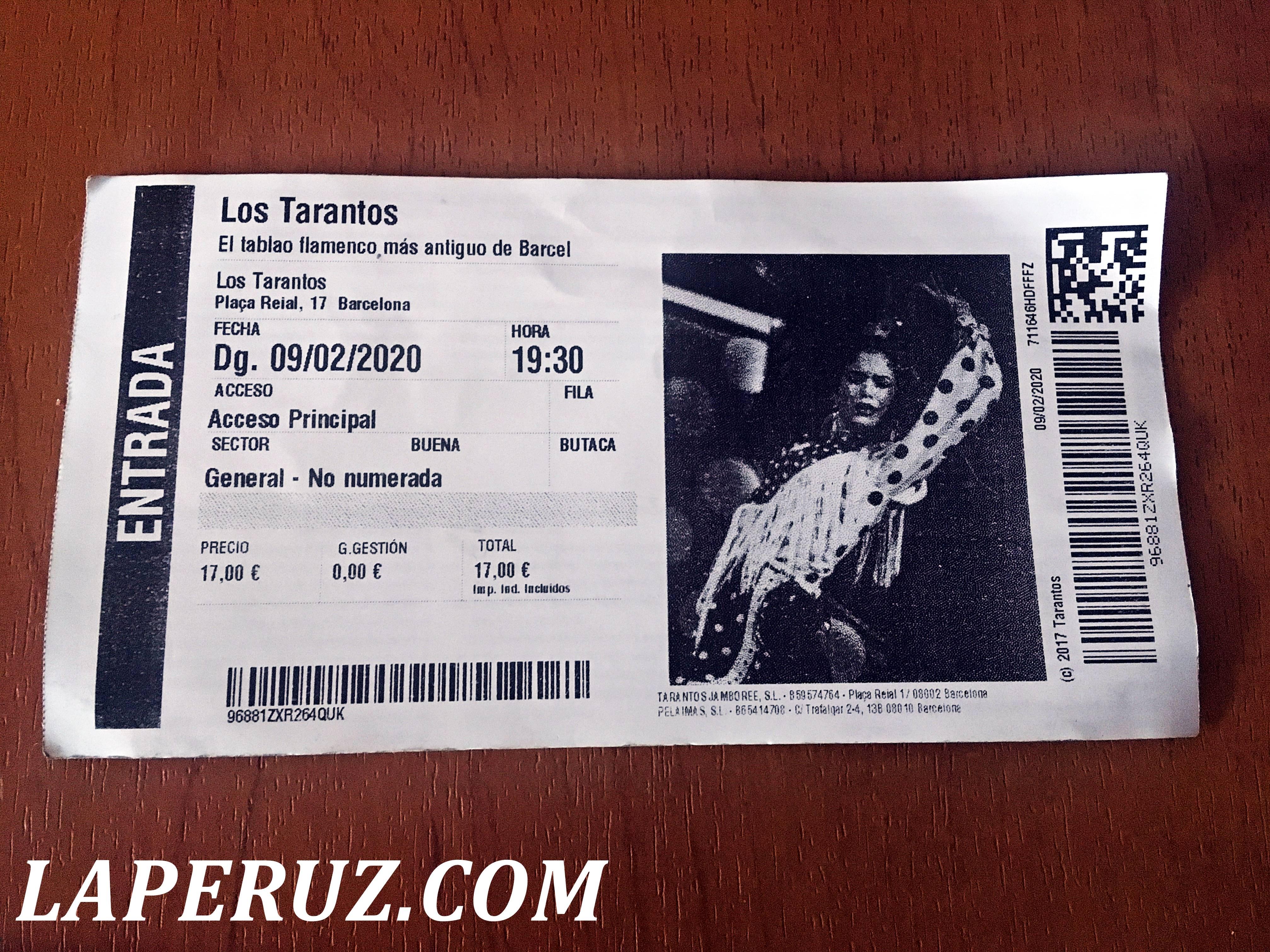 flamenco_bilet