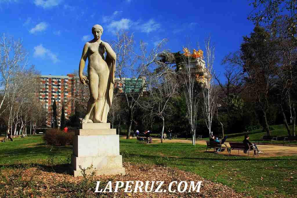 park_citadeli_Barcelona_1