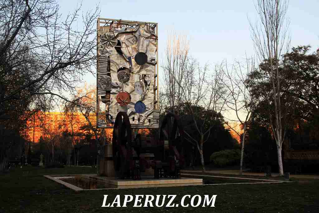 park_citadeli_Barcelona_installacia_1
