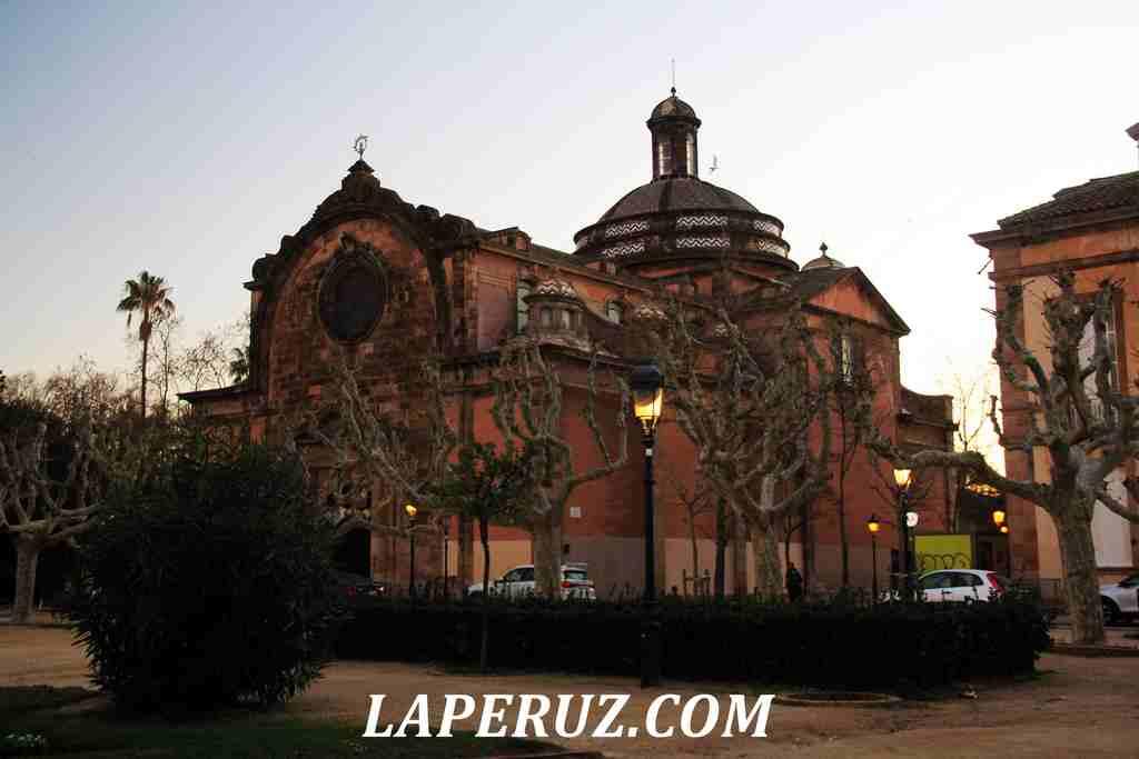 park_citadeli_Barcelona_kapella_1