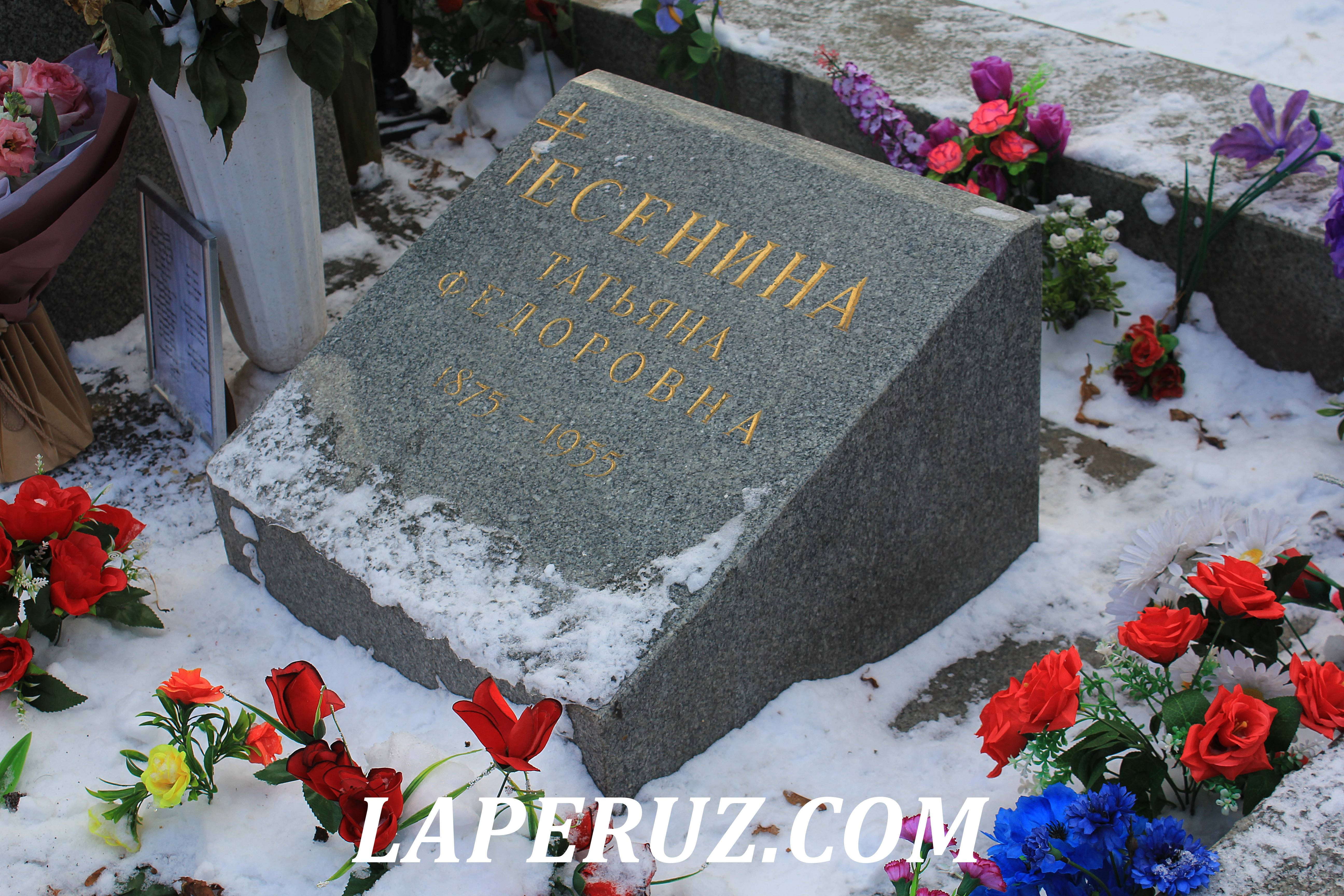esenin_vagankovskoe_kladbische_moskva_3