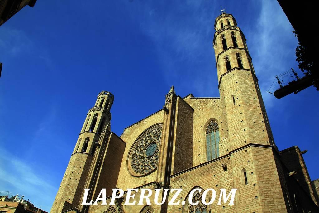 Santa Maria del Mar Barcelona_1