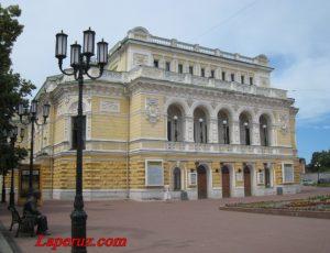 Нижегородский драматический театр — Нижний Новгород, улица Большая Покровская, 13