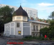 Дом причта Казанской церкви — Саратов, улица Лермонтова, 40