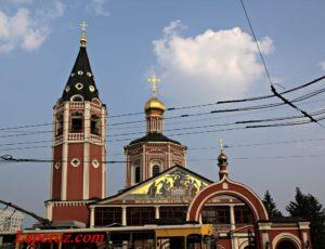 Троицкий собор — Саратов, улица Московская, 6