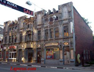 Доходный дом В.С. Прядилова — Нижний Новгород, улица Алексеевская, 23