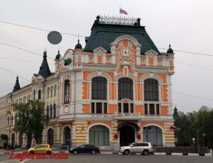 Дворец труда — Нижний Новгород, улица Большая Покровская, 3