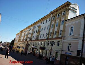 Жилой дом — Нижний Новгород, улица Большая Покровская, 30А