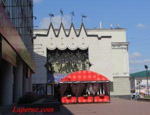 Нижегородский государственный академический театр кукол — Нижний Новгород, улица Большая Покровская, 39Б